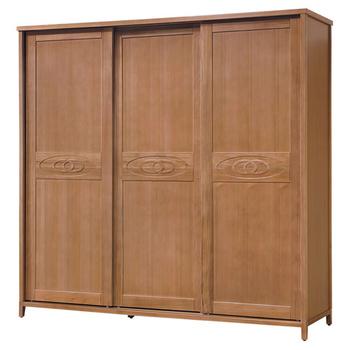 時尚屋 香杉美檜7x7尺衣櫥