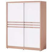 《時尚屋》貿昇雙色5x7尺衣櫥