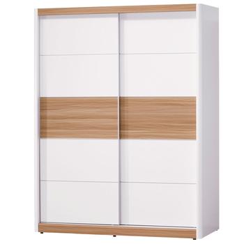 《時尚屋》寶格麗5x7尺衣櫥