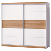 《時尚屋》寶格麗7x7尺衣櫥