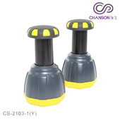 《CHANSON強生》轟炸肌-多功能伏地挺身肌力訓練器(CS-2103)(黃色-75KG以下)