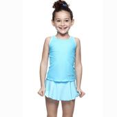 《【SAIN SOU】》女童兩件式泳裝附泳帽A82407(12)