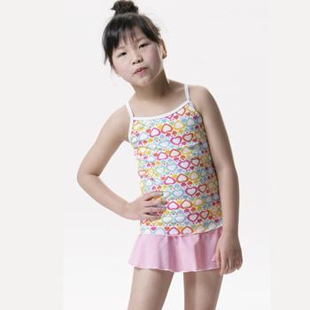【SAIN SOU】 【SAIN SOU】SPA/泡湯專用女童兩件式泳裝附泳帽A82213(12)