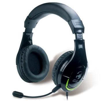 GX Gaming Mordax HS-G600 震天青尾蠍震撼電競耳機麥克風(黑色)