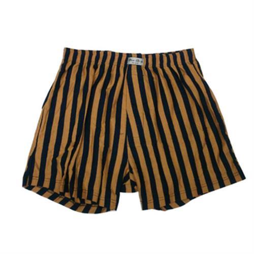 FP 男針織條紋平口褲 混色(M)