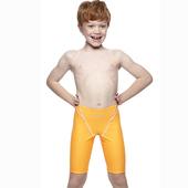 《【SAIN SOU】》兒童競賽型及膝泳褲附泳帽A67403-10(12)