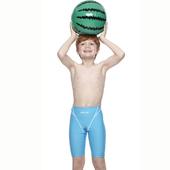 《【SAIN SOU】》兒童競賽型及膝泳褲附泳帽A67403-06(12)