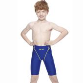 《【SAIN SOU】》兒童競賽型及膝泳褲附泳帽A67403-05(12)