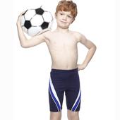 《【SAIN SOU】》兒童及膝泳褲附泳帽A65408(12)