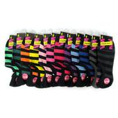 挖空隱形襪3166(條紋)
