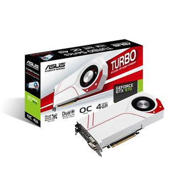 ASUS華碩 TURBO-GTX970-OC-4GD5 高性能顯卡