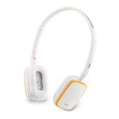 《Genius》GHP-420S 自我風格主義-時髦款音樂耳機(白色)