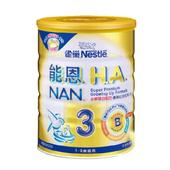 《雀巢》能恩HA3水解蛋白成長奶粉800g/罐