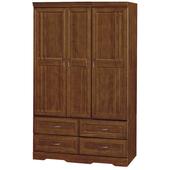 《時尚屋》楓芝林樟木4x6尺衣櫥