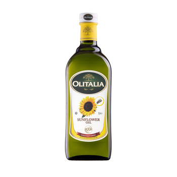 《Olitalia》奧利塔葵花油組1000ml(6瓶/組)
