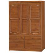 富丞樟木4x6衣櫥