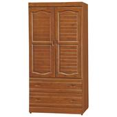 《時尚屋》富丞樟木3x6衣櫥
