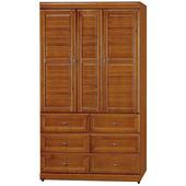 施勝發正樟木4x7衣櫥