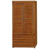 《時尚屋》施勝發正樟木3x6衣櫥