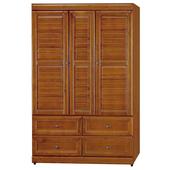 《時尚屋》施勝發正樟木4x6衣櫥