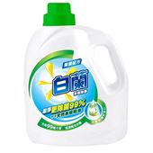 《白蘭》茶樹除菌洗衣精(2.7kg/瓶)