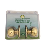 《FP》青銅喇叭鎖-房間用(60mm)