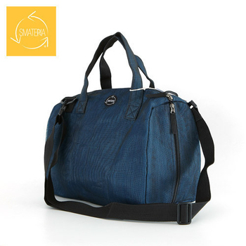 Smateria海洋包 Net Sportbag網質輕量運動包(藍色)(藍色)