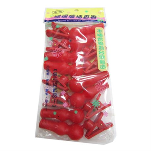 鴻福蘆插香器(D135)
