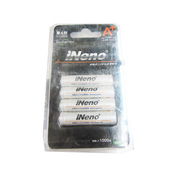 INENO 4號低自放電充電池四入