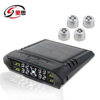 IS 愛思 太陽能無線胎壓偵測器TPMS