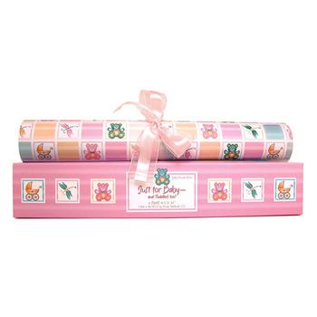 《SADOR莎朵創意雜貨》美國Scentennials香襯紙 Just for Baby New Pink