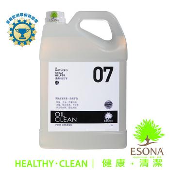 曜兆ESONA 微泡沫歐洲環保獎廚房清潔劑5公升(SE06Y5L)
