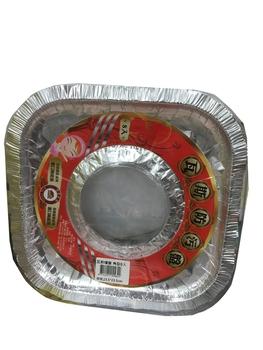 瓦斯爐盤 角型8入(23.5*23.5cm)