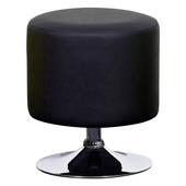 《E-Style》高級精緻PU皮革椅面-工作椅/會客椅-4入/組(黑色)