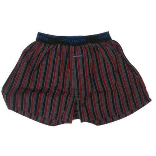 豪門 織帶色織平口褲(L)