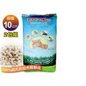 《寵樂Karoko》天然松木砂(10公斤x2包)