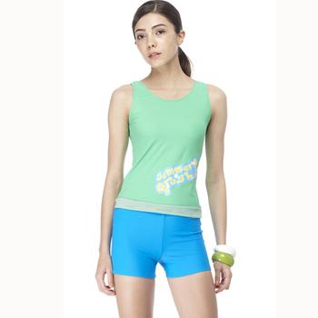 《【SAIN SOU】》大女兩件式泳裝附泳帽A92429(M)