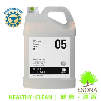 《曜兆ESONA》微泡沫天然環保獎浴廁清潔劑5公升(SE07Y5L)