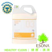 《曜兆ESONA》微泡沫歐洲\環保獎濃縮洗碗劑5公升(SE03Y5L)
