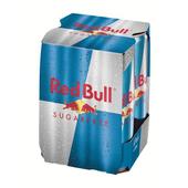 《紅牛》無糖能量飲料(250mlx4罐 / 組)