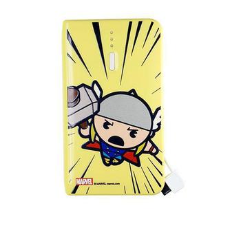 Logah Marvel 漫威英雄系列 – 4640mAh行動電源 (雷神索爾款)