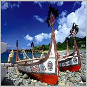 《DC-PUZZLE》台灣之美系列1000PIECES拼圖-台東-蘭嶼拼板舟