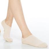 《【KEROPPA】》可諾帕細針毛巾底氣墊船型襪(4雙(男女適用)C91001-卡其)