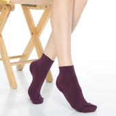 《【KEROPPA】》可諾帕1/2運動短襪(6雙(男女適用)C962-紫紅)