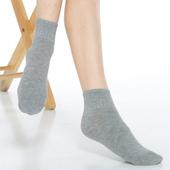 《【KEROPPA】》可諾帕1/2運動短襪(6雙(男女適用)C962-灰色)