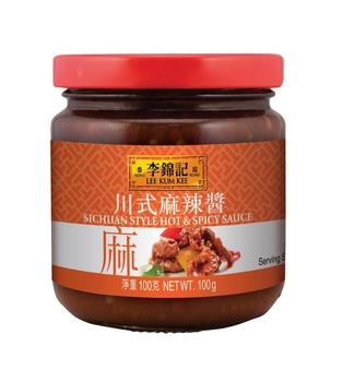李錦記 川式麻辣醬(100g/瓶)