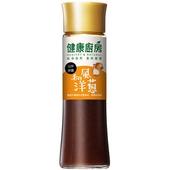 《健康廚房》和風洋蔥沾拌淋醬(200ml/瓶)