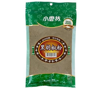 小磨坊 黑胡椒粉(純素)(200g/包)