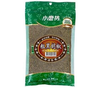 小磨坊 粗黑胡椒(純素)(200g/包)