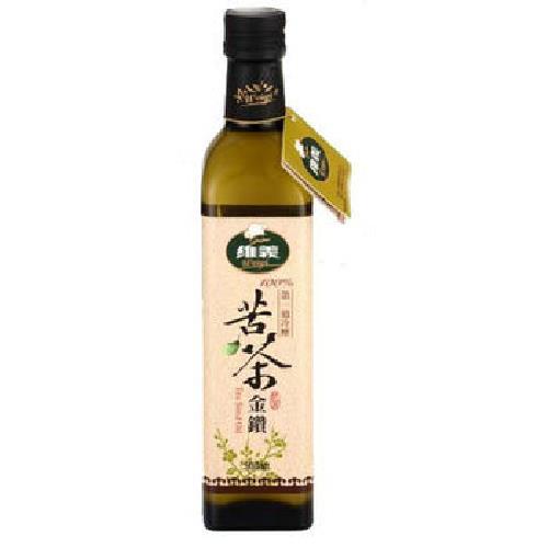 維義 苦茶金鑽(500ml/瓶)